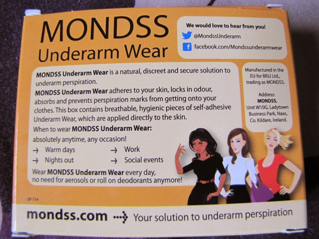 Mondss Underarm Wear 2